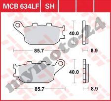 1995 TRW Lucas MCB598 Bremsbelag Honda CBR600 F PC31 Bj