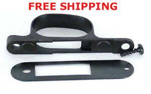 For-Savage-93-E-MKII-22-LR-Metal-Trigger-Guard-amp-Floor-Plate-Matte-Black-9012