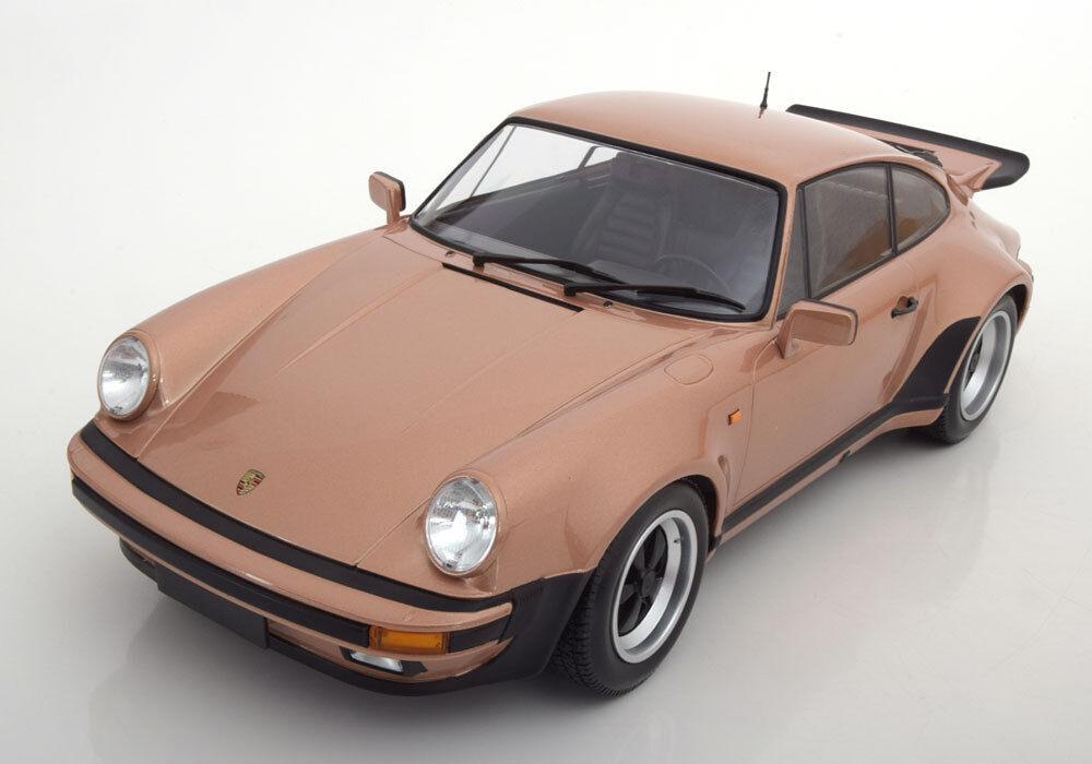 Minichamps 1977 Porsche 911 911 911 (930) Turbo Rosa Metálico 1 12 Escala Le Of 100 aa09fa