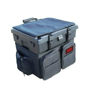 TronixPro-Beach-Seat-Box-Rucksack-Sea-Fishing-Luggage