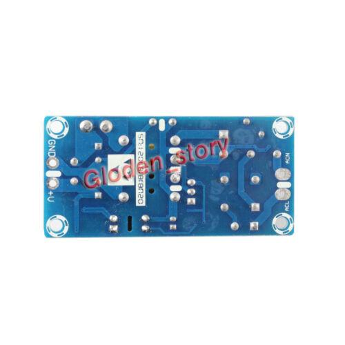 12W AC//DC-DC Converter AC//DC 110V 220V 230V to DC 12V 1A Power Supply Module
