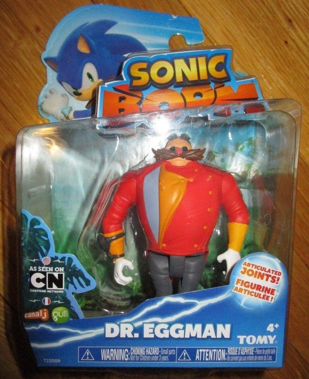 SONIC BOOM DR. EGGMAN FIGURE 3  Sonic The Hedgehog Hedgehog Hedgehog SEGA NEW ROBOTNIK 7d1e7e