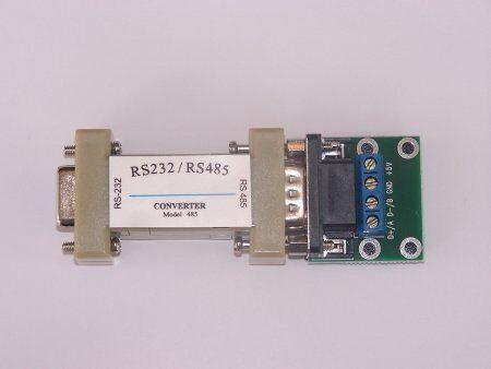 RS232 to RS485 Connvetor for DVR Surveillance