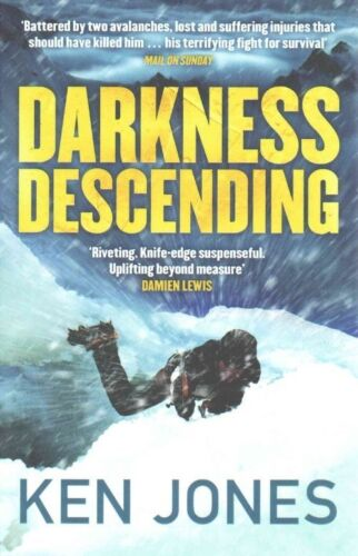 1 of 1 - Darkness Descending-ExLibrary