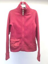 LOLE Anthropologie Thick Stretch Knit Full Zip Long Sleeve Fleece Active Jacket