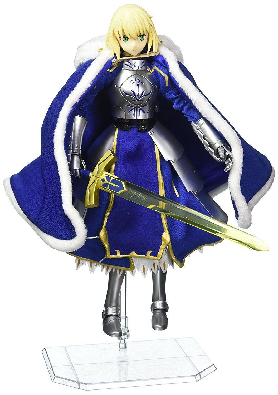 Fate Grand Order Saber Artoria Pendragon Real Action Hero Figure WF2016 Limited