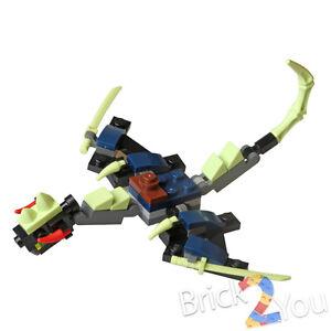 Lego Ninjago Ghost Dragon From 70733 Blaster Bike Loose State Ebay