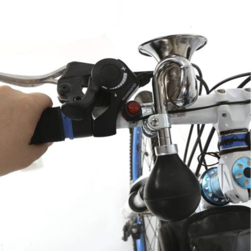 Cycling Bicycle Bike Air Horn Hooter Bell Classic Rubber Squeeze Drums Loud