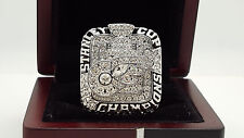 2008 Detriot Red Wings Hockey Stanley Cup Championship Ring SZ 12 W/DISPLAY BOX