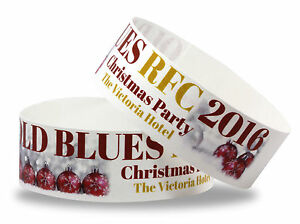 Custom-Printed-Christmas-Wristbands-25mm-Bands-Full-Colour-10-Designs