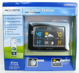 Acurite In Out ClockThermometer | eBay