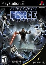 Star Wars: The Force Unleashed - Playstation 2 Game Complete