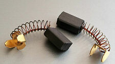 Motorkohle 15 x 10 x 6 mm Mit Feder und Kontakt Kabel und Feder NEU Schleifkohle