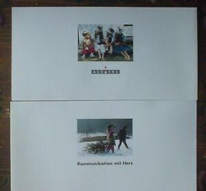 Briefmarke-40-J-UNICEF-Deutschland-1993-100-Pfennig-Klappkarte-Weihnachten-NEU