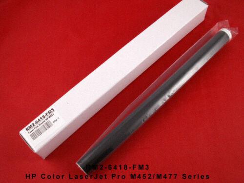 HP Color LaserJet Pro M377 M452 M477 Fuser Film Sleeve RM2-6418-FM3 OEM Quality