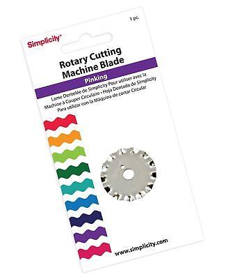 Simplicity Rotary Perforating Cutting Machine Blade