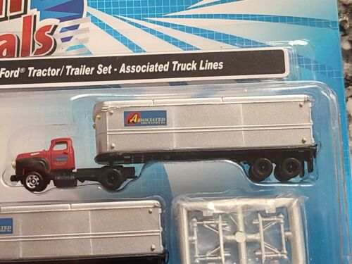 Details about  /Mini Metals 51172 /'54 Ford Tractor//Trailer Set Associated Ships after 5-14-21!