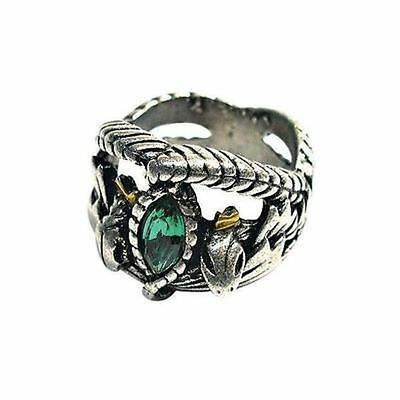Size 6 Lord of the Rings Aragorns Ring of Barahir, Birthday Christmas Gift for Girl