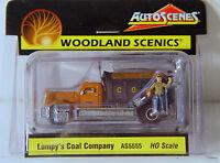 Woodland Scenics As5555 Ho Scale Lumpy's Coal Company.