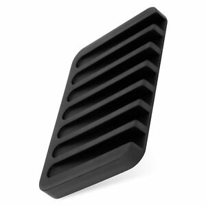 Anwenk Soap Dish Shower Waterfall Soap Holder Bathroom//Kitchen Black 1Pack Clean