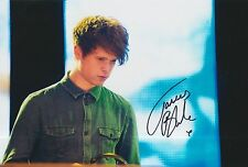 James Blake Hand Signed 12x8 Photo 1.