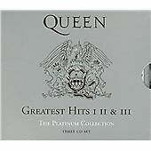 Queen-Greatest-Hits-I-II-amp-III-The-Platinum-Collection-2011-3CD-NEW