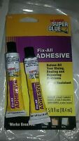 The Original Super Glue X2 Fix-all Adhesive 5/8 Fl Oz