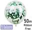"""miniature 11 - 15 pcs confettis ballons latex 12"""" décorations à L'hélium Fête D'anniversaire Mariage"""