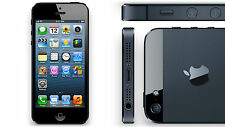 Apple iPhone 5s - 32GB-Negro (Desbloqueado) Teléfono Inteligente sealpack