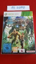 ENSLAVED ODYSSEY TO THE WEST COLLECTOR XBOX 360 NEUF SOUS BLISTER VF