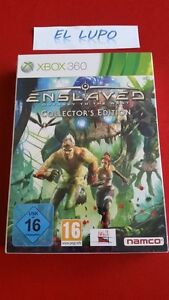 ENSLAVED-ODYSSEY-TO-THE-WEST-COLLECTOR-XBOX-360-NEUF-SOUS-BLISTER-VF