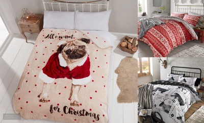 Up to 15% Off Bedding from Dreamscene & More