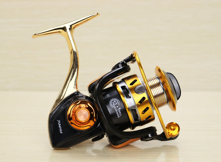 121BB BF 5.5 1 Metal Fishing Spinning Reel Saltwater Freshwater Left Right
