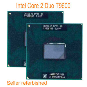 Intel-Core-2-Duo-Mobile-T9600-2-8GHz-1066-MHz-6M-SLG9F-Laptop-CPU-Processor-USED