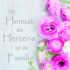 Details Zu Bilder Wandbild Glasbild Sprüche Rosen Blumen 30x30 Cm Art3030978