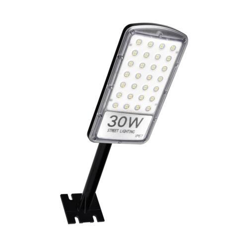30W//50W//80W LED Straßenbeleuchtung Mastleuchte Straßenlampe Laterne Fluter IP67