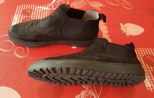 1 Slipper Schwarz Sneakers 2 097i 6 Neuwertig Gr Halbschuhe Ara 1qEYwZP