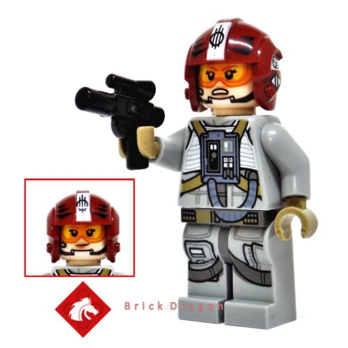 Sandspeeder Pilot Lego Star Wars NEW from set 75204