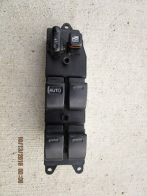 95-97 TOYOTA AVALON XL XLS FRONT DRIVER LEFT SIDE MASTER POWER WINDOW SWITCH