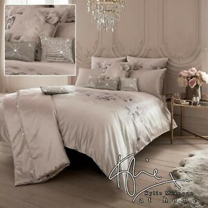 Kylie-Minogue-Bedding-LUCIANA-Blush-Pink-Floral-Duvet-Cover-Cushions-or-Throw