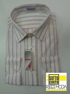 Outlet -75% 32 - 0 Men's Shirts Shirt Chemise Shirt Rubashka 3200540300