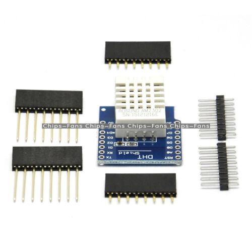 Hot ESP8266 Wifi WeMos D1 Mini ESP 12F 12E DHT22 AM2320 CP2104 CH340 For NodeMCU
