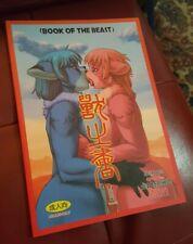 Makyuro furry risuou etc. KEMONO doujinshi Lingerie Book anthology B5 60pages