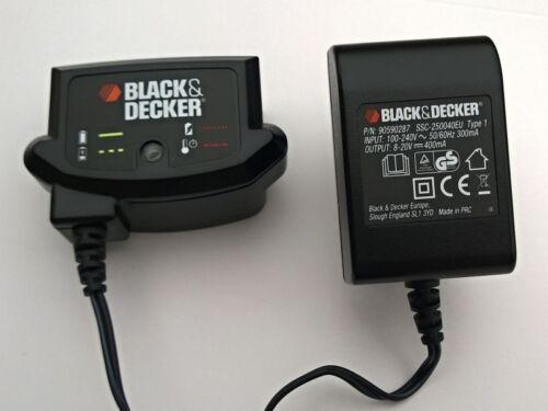 BLACK /& DECKER AKKU-LADEGERÄT NETZTEIL EGBL188 EPL14 EPL143 EPL148 EPL188