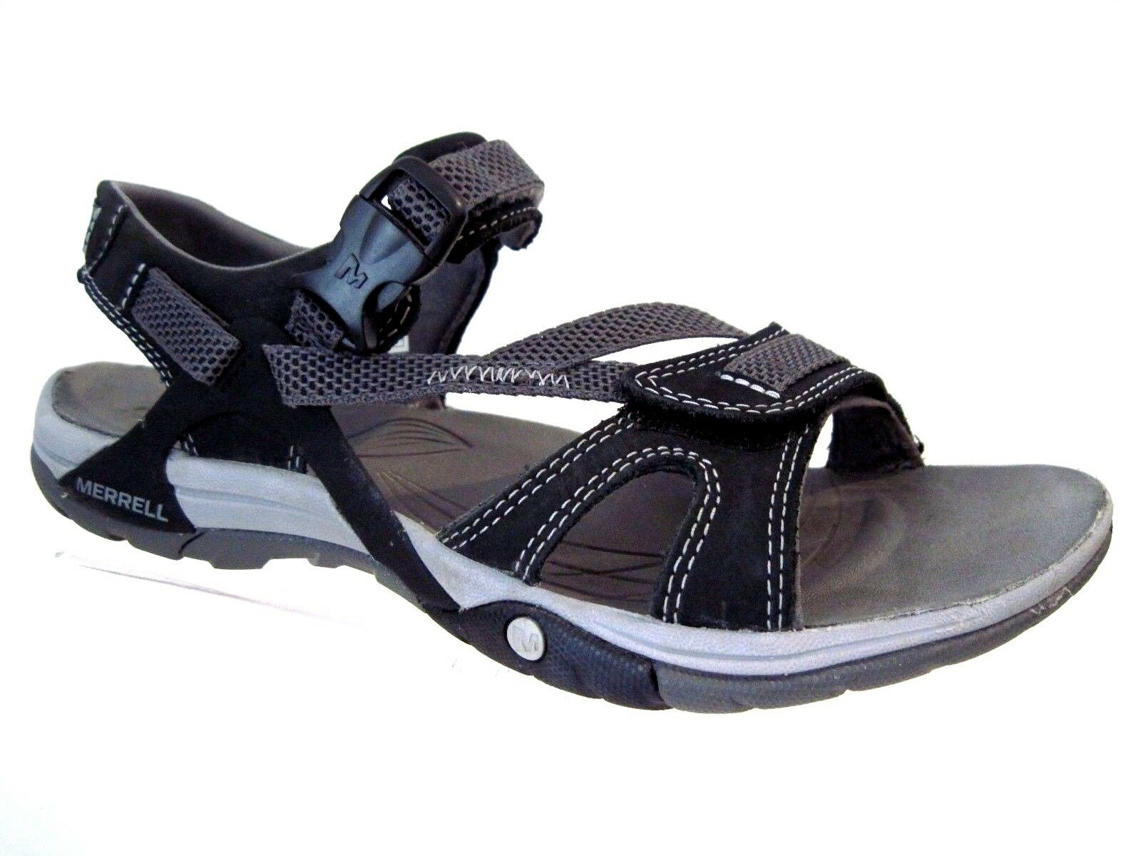 MERRELL Out.Perform nero AZURA STRAP Comfort Comfort Comfort Sport Sandal Dimensione 7 a6fc6b