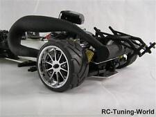 RC-TW BIG POWER Tuning Reso Auspuff für FG Competition EVO C5 1/5 Modelle