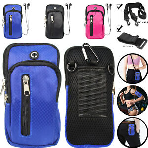 Mini-Crossbody-Shoulder-Bag-Phone-Armband-Sport-Running-Armbag-Card-Holder-Case
