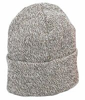 Ragg Wool Winter Watch Cap Cold Weather Soft Snug Comfy Snow Ski Hat Usa Made