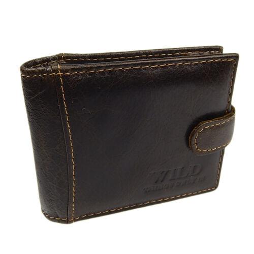 Kartenetui Kreditkartenetui Visitenkartenetui Scheckkartenetui schwarz Braun