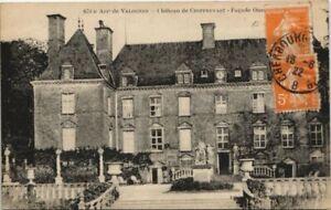 CPA VALOGNES - Chateau de CHIFFREVAST (149595)